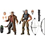 "Marvel X-Men Series - 6"" Marvel'S Hawkeye & Logan Collectible Action Figures - 2 Pack With 10 Accessories - Kids Toys…"