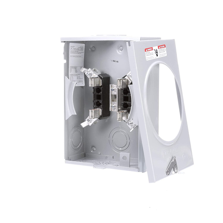 Color Talon UAT417-XG Meter Socket