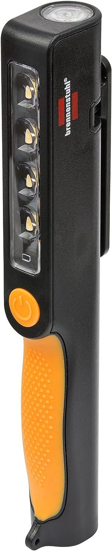 Brennenstuhl 1175890 Hand flashlight Black, Yellow flashlight - flashlights (Hand flashlight, Black, Yellow, IP20, 50000 h, 200 lm, 6500 K) 00158572