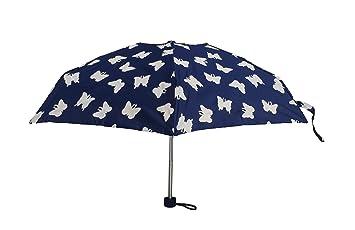 Paraguas Plegables Infantil Apertura automática, Cambia Color con ...