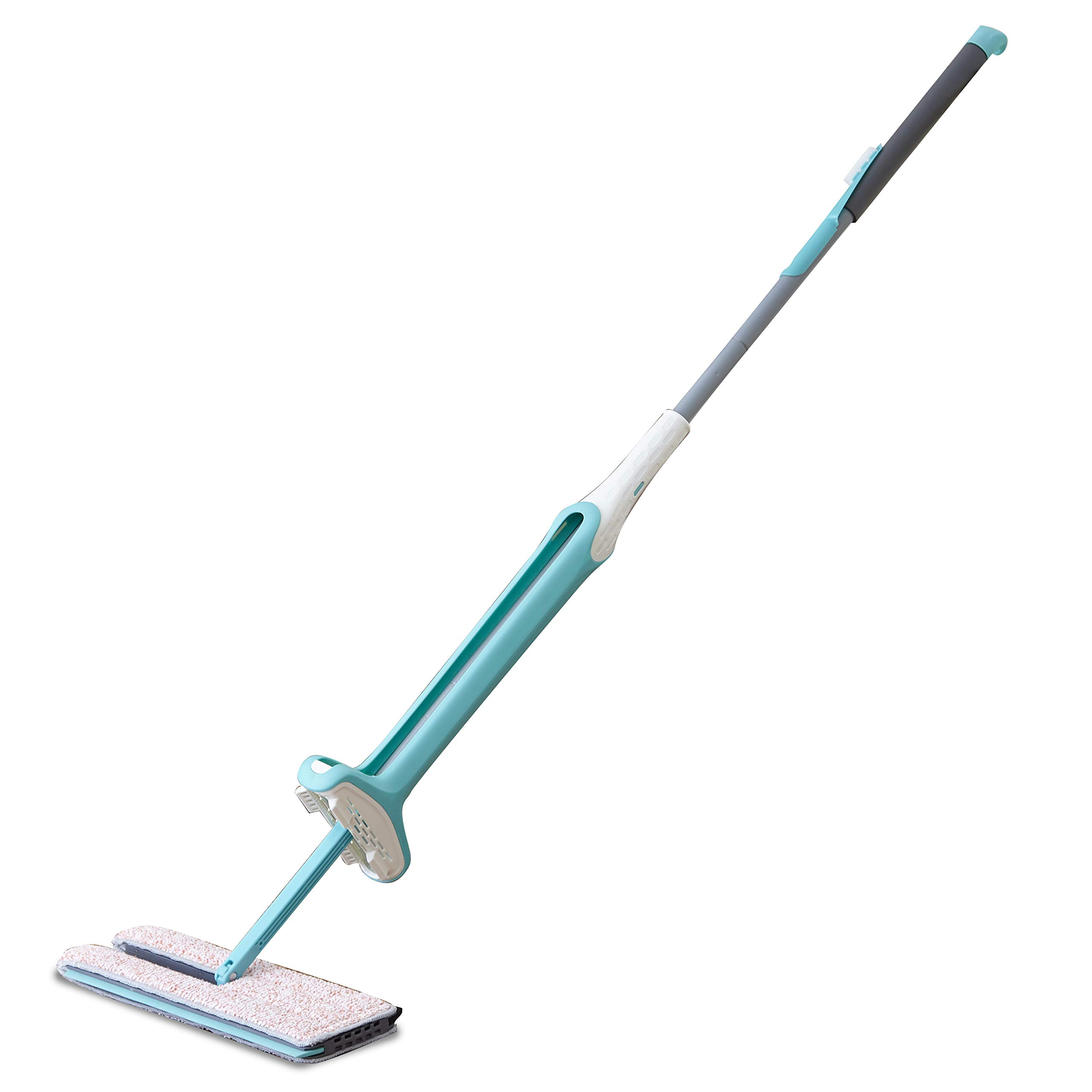 Mop and Squeeze - Double Sided Hands-Free Cleaner For Floors, Windows and Much More