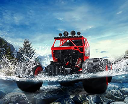 Buy Webby Big Amphibious Car working on water Online at Low