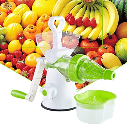 Compra Nulsval The Original Healthy Juicer - Exprimidor ...