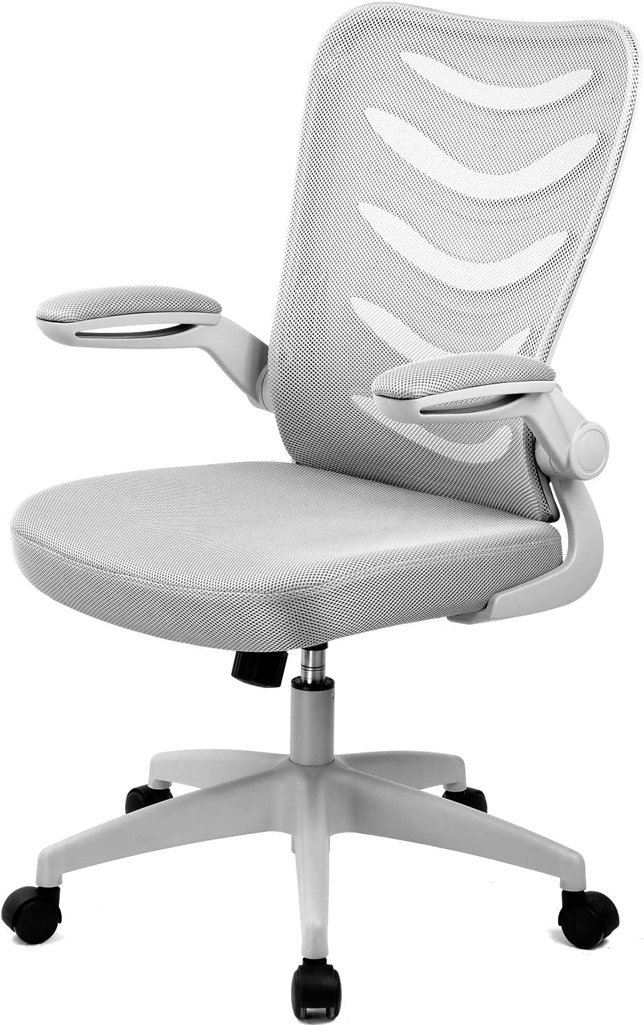 COMHOMA Desk Chair with Armrest Computer Chairs Ergonomic Conference Executive...