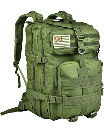 CVLIFE Military Tactical Molle Backpacks 3 Day Assault Pack Bug Out Bag Army Rucksacks for Outdoor