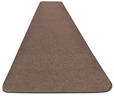Amazon.com: Outdoor Carpet Runner - Brown - 3\' x 10\' - Many Other ...