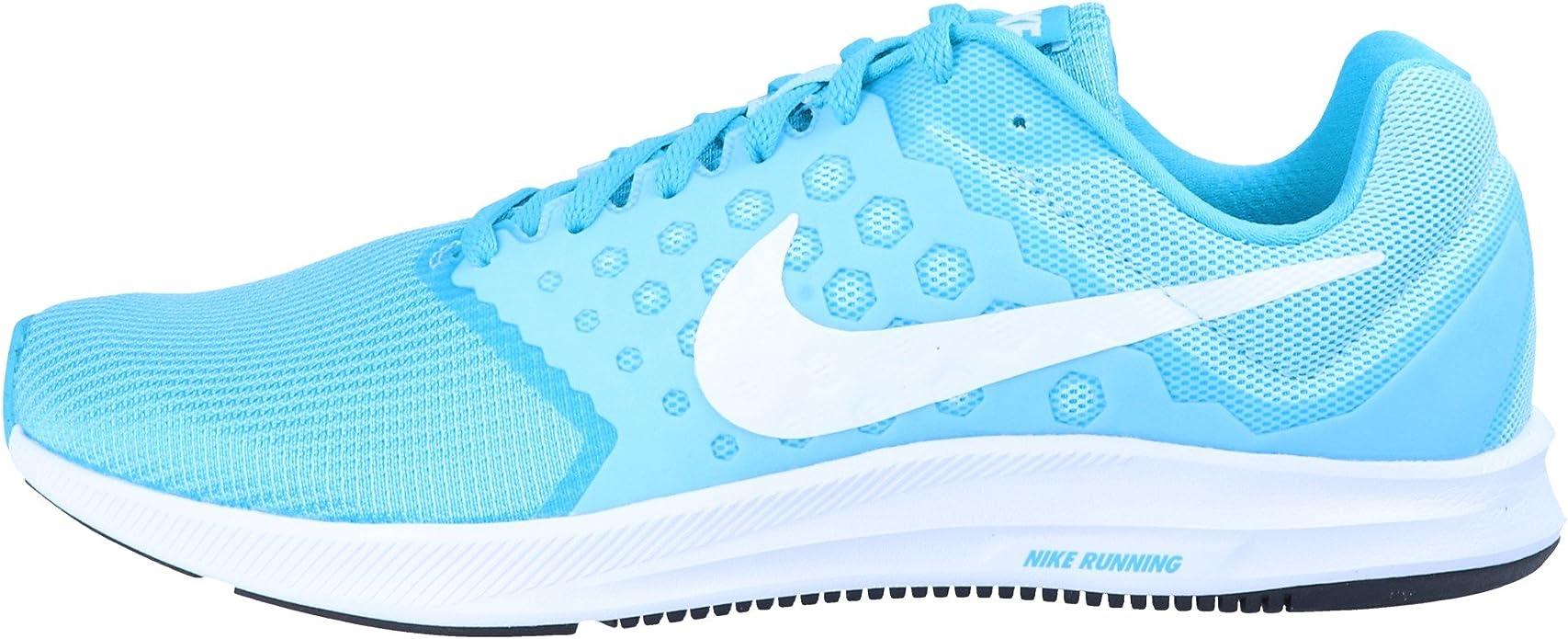 Nike Performance Wmns Nike Downshifter 7 para Mujer Calzado Deportivo Azul: Amazon.es: Zapatos y complementos