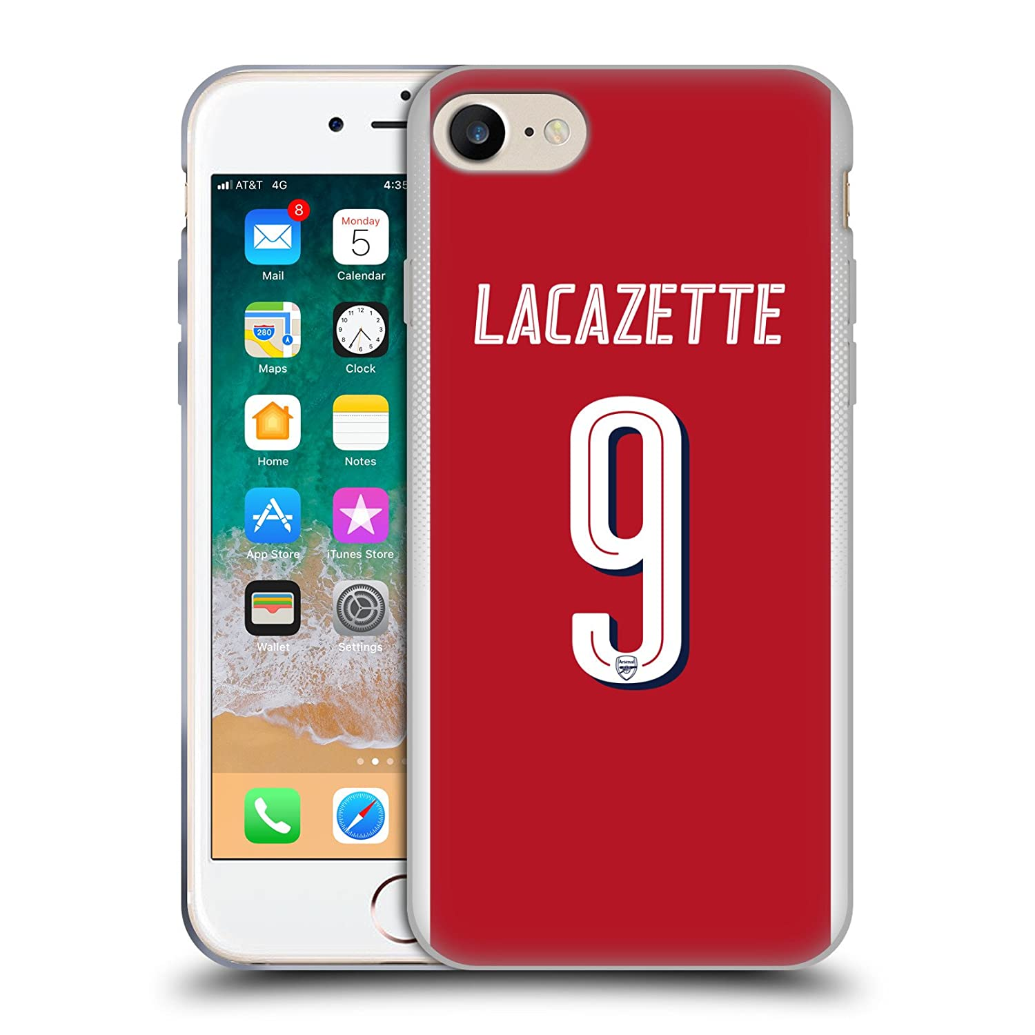 ficial Arsenal FC Alexandre Lacazette 2017 Amazon Electronics