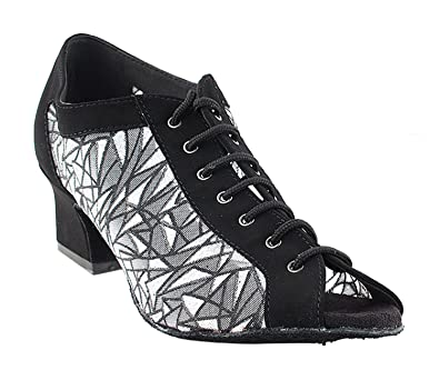 d79b1c2a3 Amazon.com | Very Fine Ladies Women Ballroom Dance Shoes EK1643 with 2