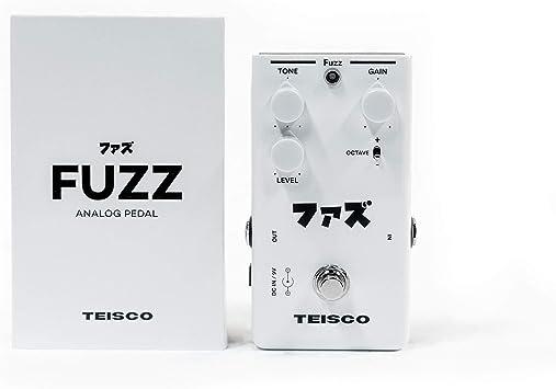 Teisco Fuzz /· Effet /à p/édale