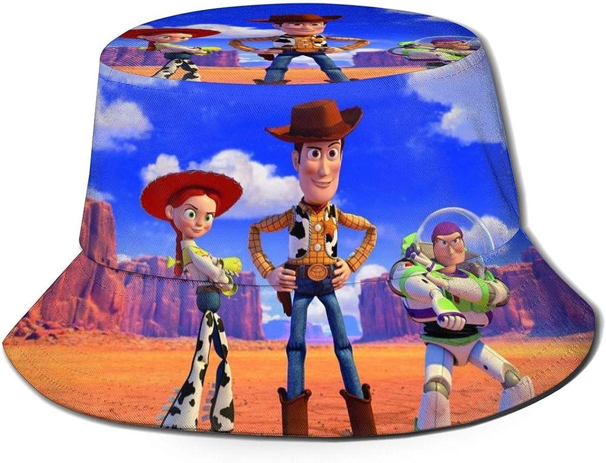 Toy Story Reversible Denim Hat