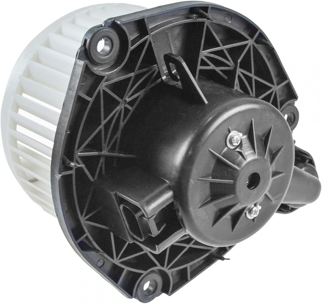 A//C Heater Blower Motor w// Fan Cage 8890187470 for Isuzu Saab Buick Chevy Olds