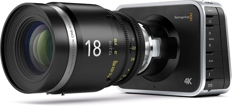 Canon EF, SSD, Auto, 12,7 cm 5 Videoc/ámara Blackmagic Design Production Camera 4K EF , LCD, 800 x 480 Pixeles