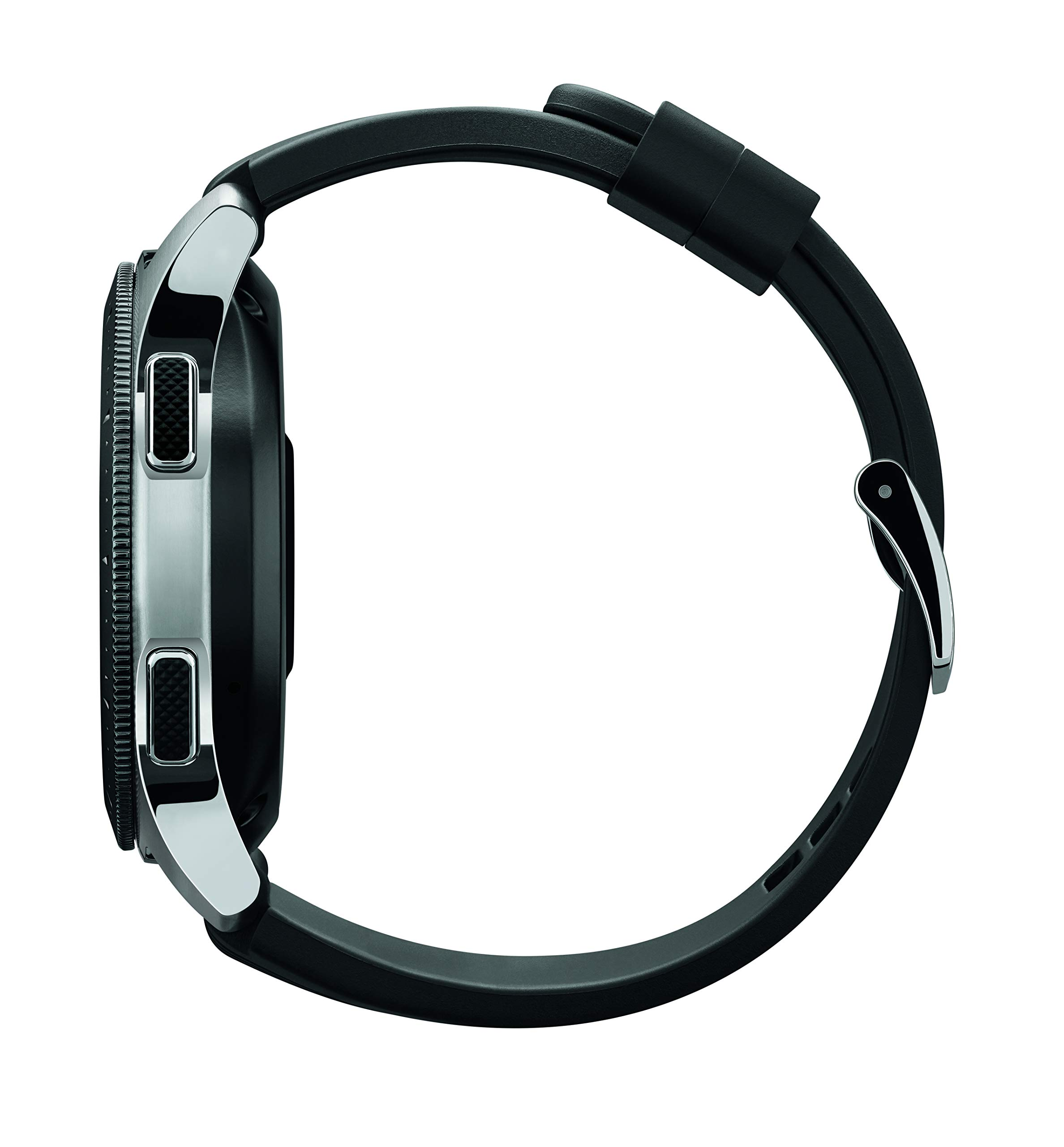 Samsung Galaxy Smartwatch (46mm) Silver (Bluetooth), SM-R800NZSAXAR - US Version with Warranty by Samsung (Image #3)