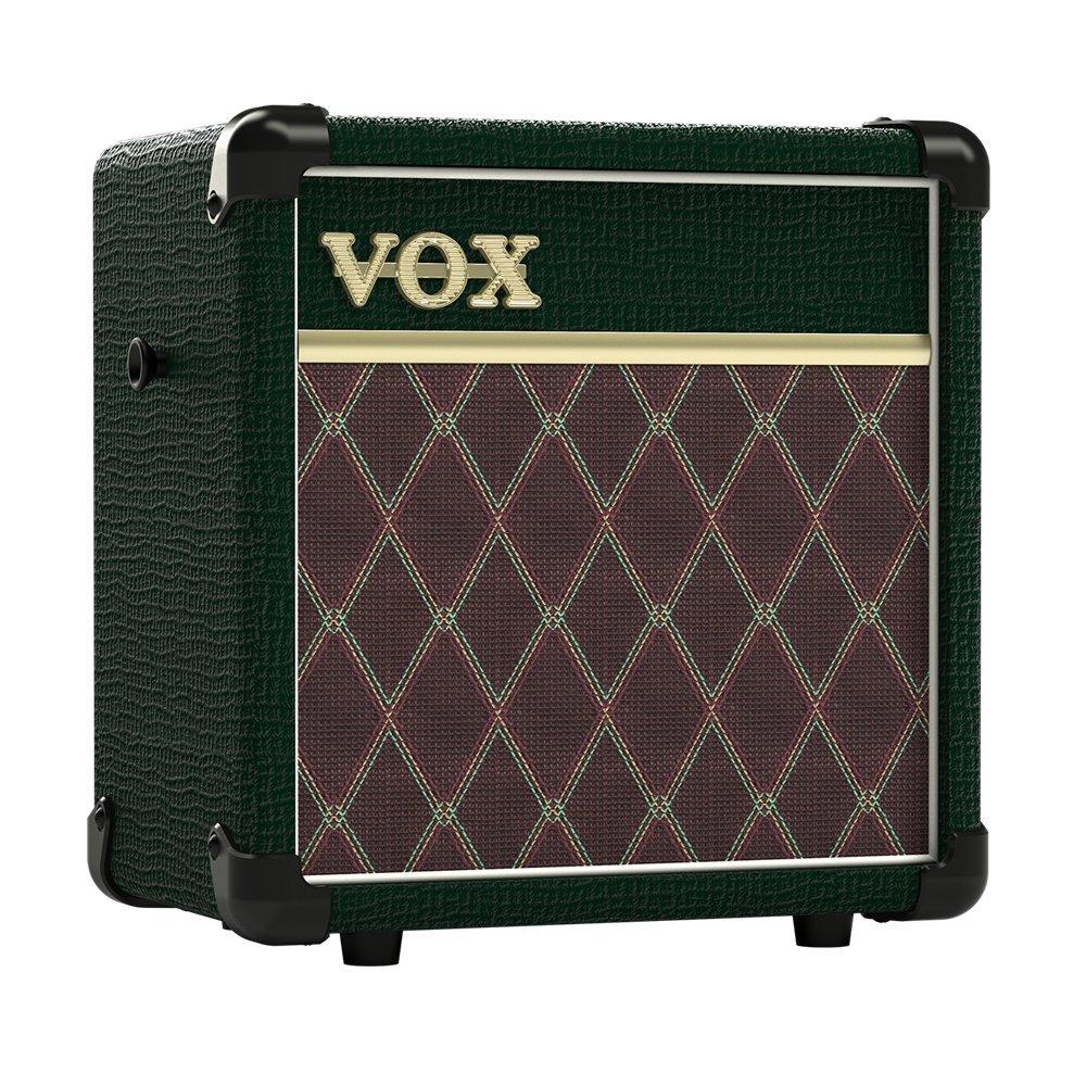 Amplificador combo para guitarra Vox MINI5 BRG2: Amazon.es: Instrumentos musicales
