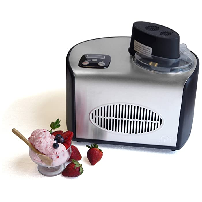 KI-15 Ice Cream Maker (1.5 Qts)
