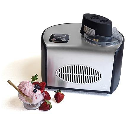 amazon com ki 15 ice cream maker 1 5 qts kitchen dining