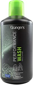 Granger's Performance Wash / 1 ltr / The Ultimate High Performance Cleaner for Outerwear / Made in England