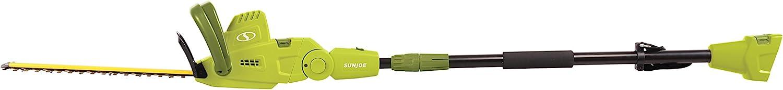 1. Sun Joe SJH904E Electric Pole Hedge Trimmer