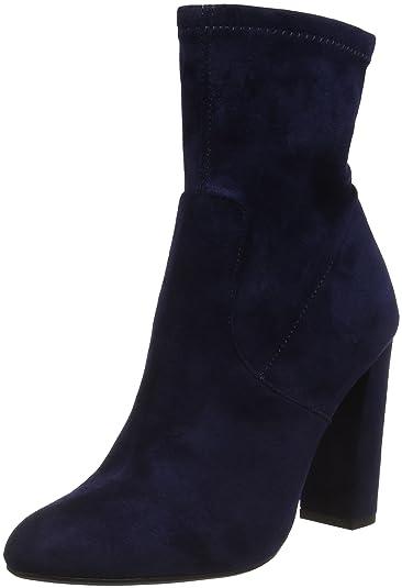 Chaussures Steve Madden Editt bleues femme iE6jGQD