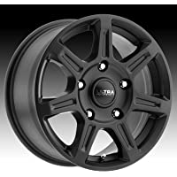 Ultra 450SB Toil Van 17x8 5x160 +50mm Satin Black Wheel Rim