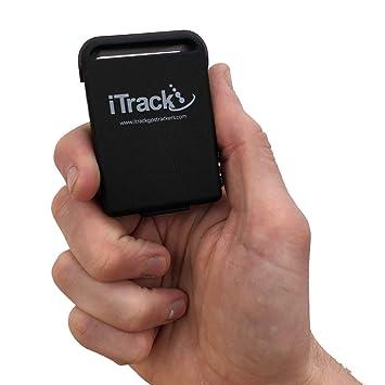 iTrack - Mini básicos GPS Tracker TK102 magnético coche ...