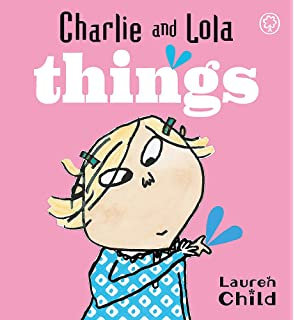 Charlie and Lola's Actions: Board Book: Amazon co uk: Lauren Child