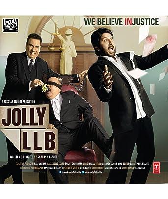 Amazon Com Jolly L L B Hindi Movie Bollywood Film Indian