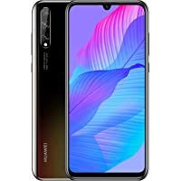 "HUAWEI Y8P, 128 GB, Smartphone 6.3"", OLED, 48+8+2 MP, 4 GB RAM, Color Negro"