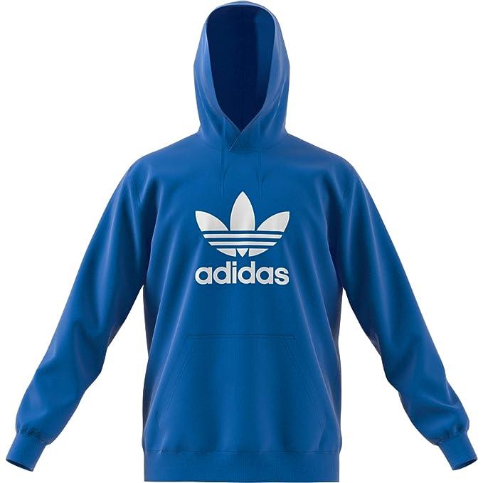 adidas Herren Trefoil Hoody Sweatshirt