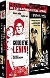 Coffret cinema allemand : la vie des autres ; goodbye lenin