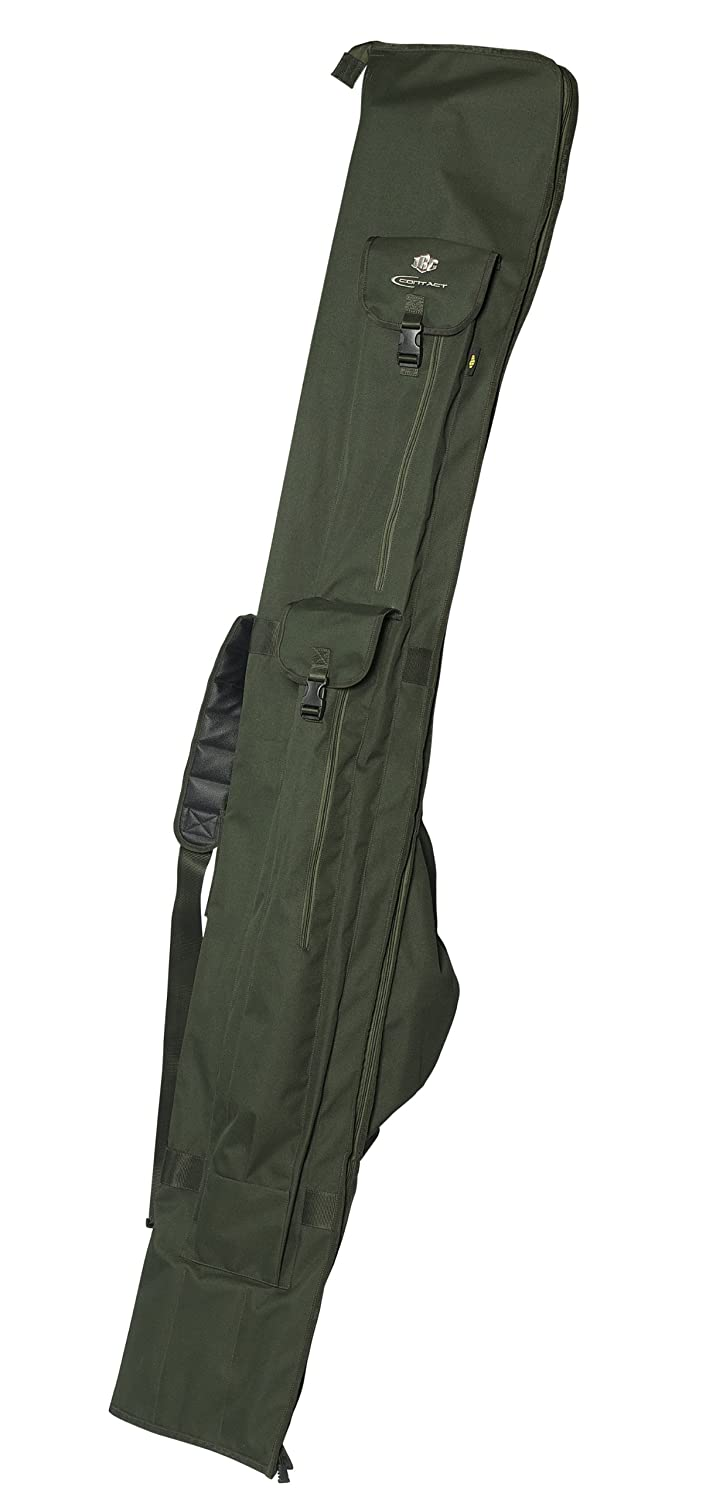 JRC Contact 12ft 3 Rod Holdall - Green 1276370