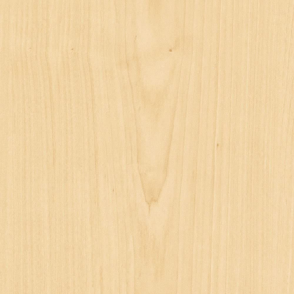 M/öbelbauplatte Regalbrett Ahorn 2600 x 200 x 19 mm 2 Seiten umleimt runde Kante