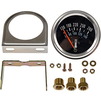 Dorman 7-155 Water Temperature Gauge: Automotive