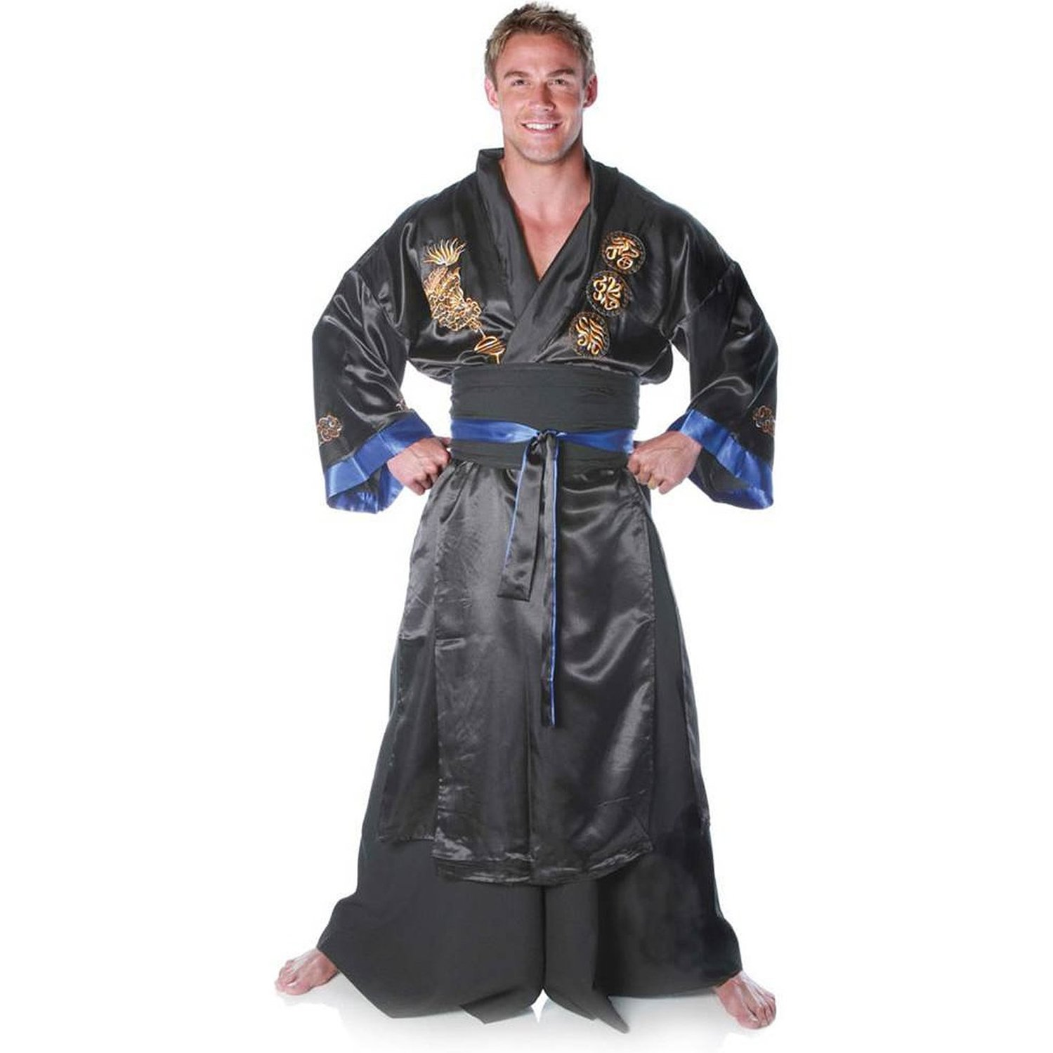 Amazon Underwraps Mens Plus Size Samurai Clothing