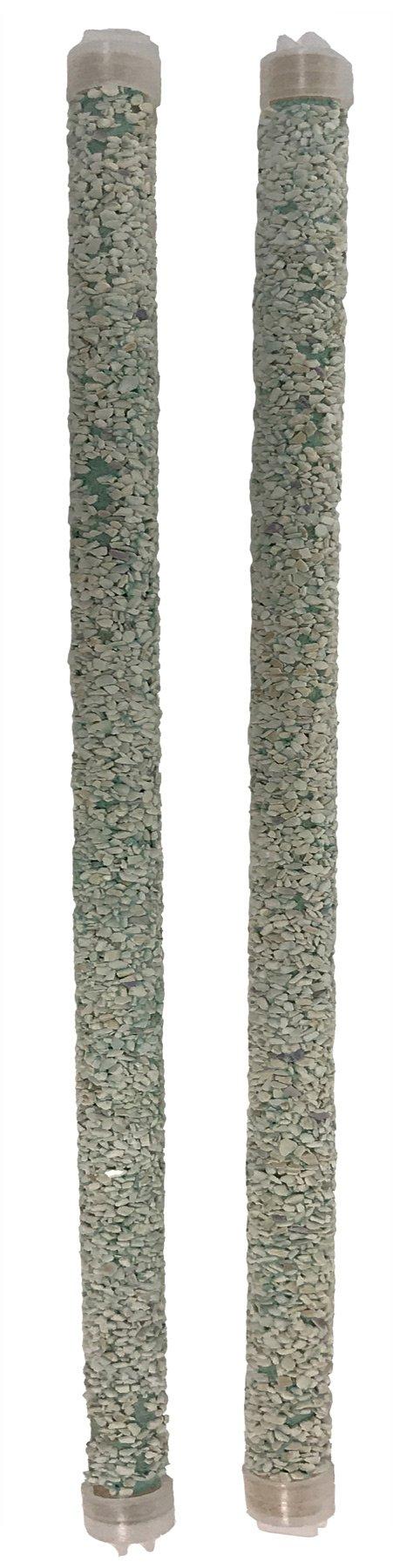 Penn Plax BA234 Trimmer+Plus Cement Perches Wood Frames, 18-Inch