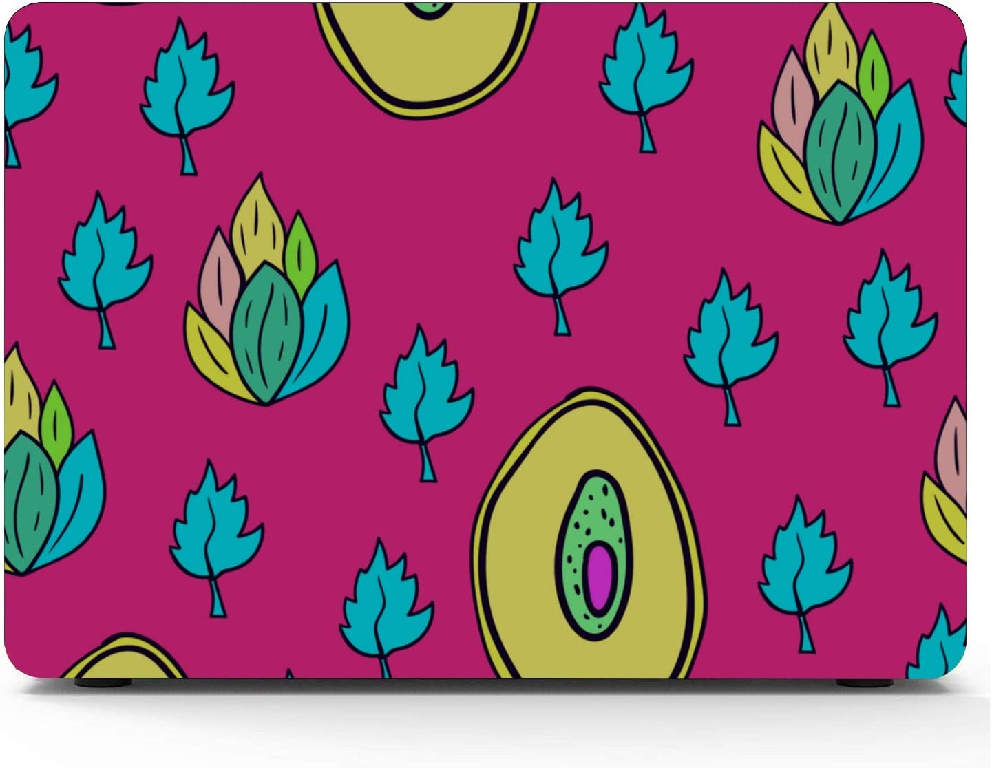 MacBook Air 13 Inches Summer Fashion Fruit Dragon Love Plastic Hard Shell Compatible Mac Air 11 Pro 13 15 MacBook Pro Accessories Protection for MacBook 2016-2019 Version