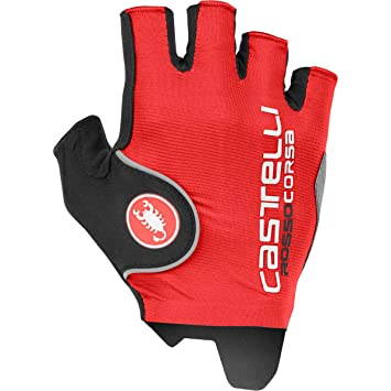 Castelli Rosso Corsa Pro Glove - Men's Red, XXL