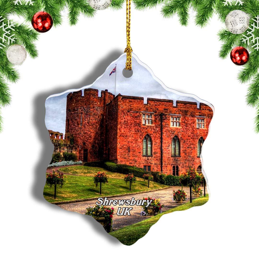 Buy Weekino UK England The Dana Prison Shrewsbury Christmas
