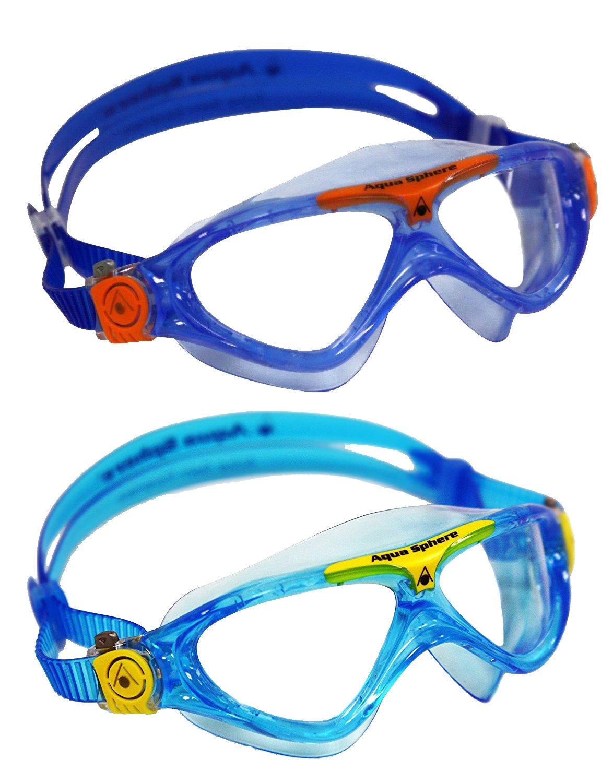 Aqua Sphere Vista Junior 2 Pack Swim Goggles