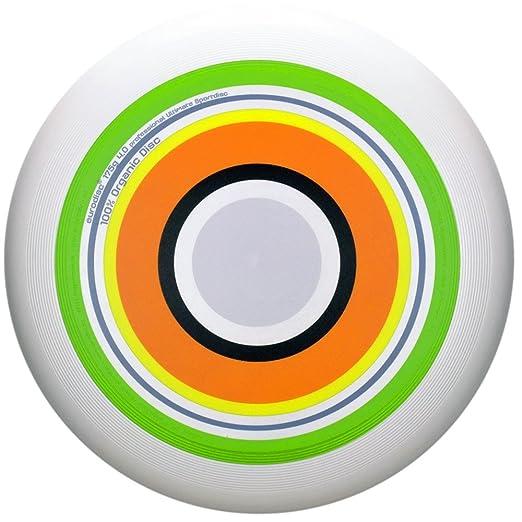 7 opinioni per Eurodisc- Frisbee Ultimate Spring, da Competizione, con Traiettoria di Volo
