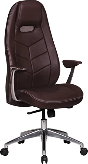 Design Dreh Stuhl Gaslift Arm Lehne Schreib Tisch Büro Chef Sessel Sitz Polster