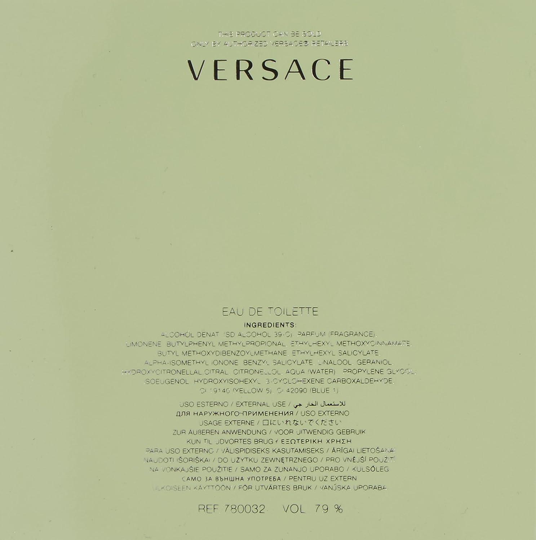 Versace versense for women eau de toilette spray 100 ml versace versace versense for women eau de toilette spray 100 ml versace amazon beauty biocorpaavc Gallery