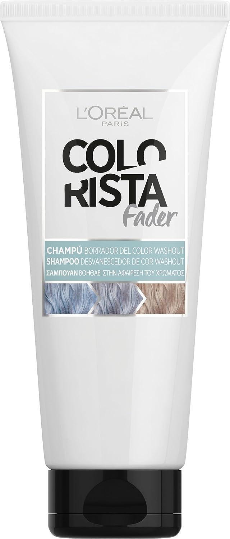 L'Oreal Paris Colorista Fader – Shampoo mit Farbradierer Washout L' Oreal A9053000
