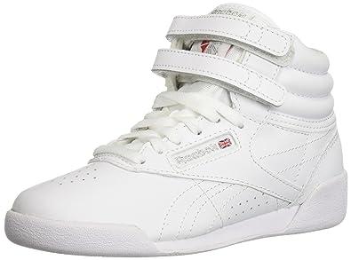 556ca786fdd Reebok Freestyle Hi Sneaker