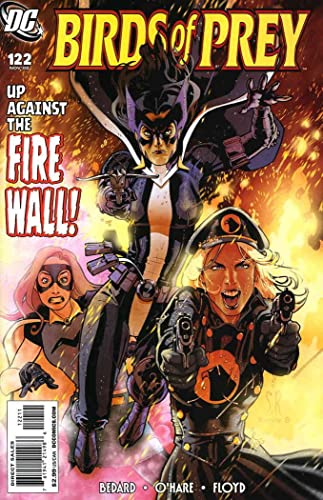 Amazon Com Birds Of Prey 122 Fn Dc Comic Book Entertainment Collectibles