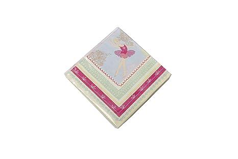 Disegni Di Ballerine Da Disegnare : Littleparty® tovaglioli delle ballerine 45 0805 conf.20pz