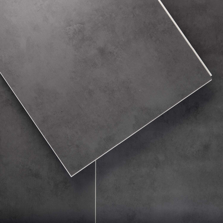 TerraCore Luxury Vinyl Floor Tiles by Lucida USA Interlocking Flooring for DIY Installation 16 Sq 8 Stone-Look Planks Feet