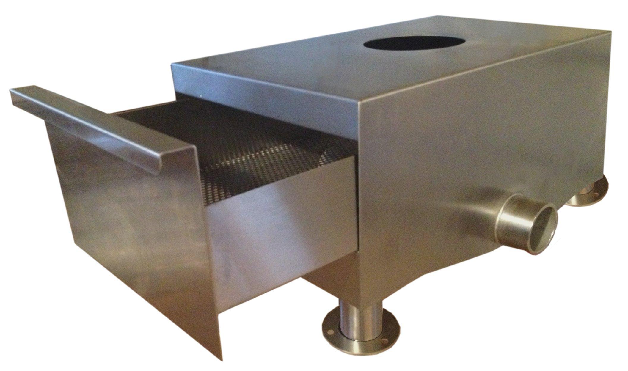 Commercial Kitchen Under-Sink Drain Strainer