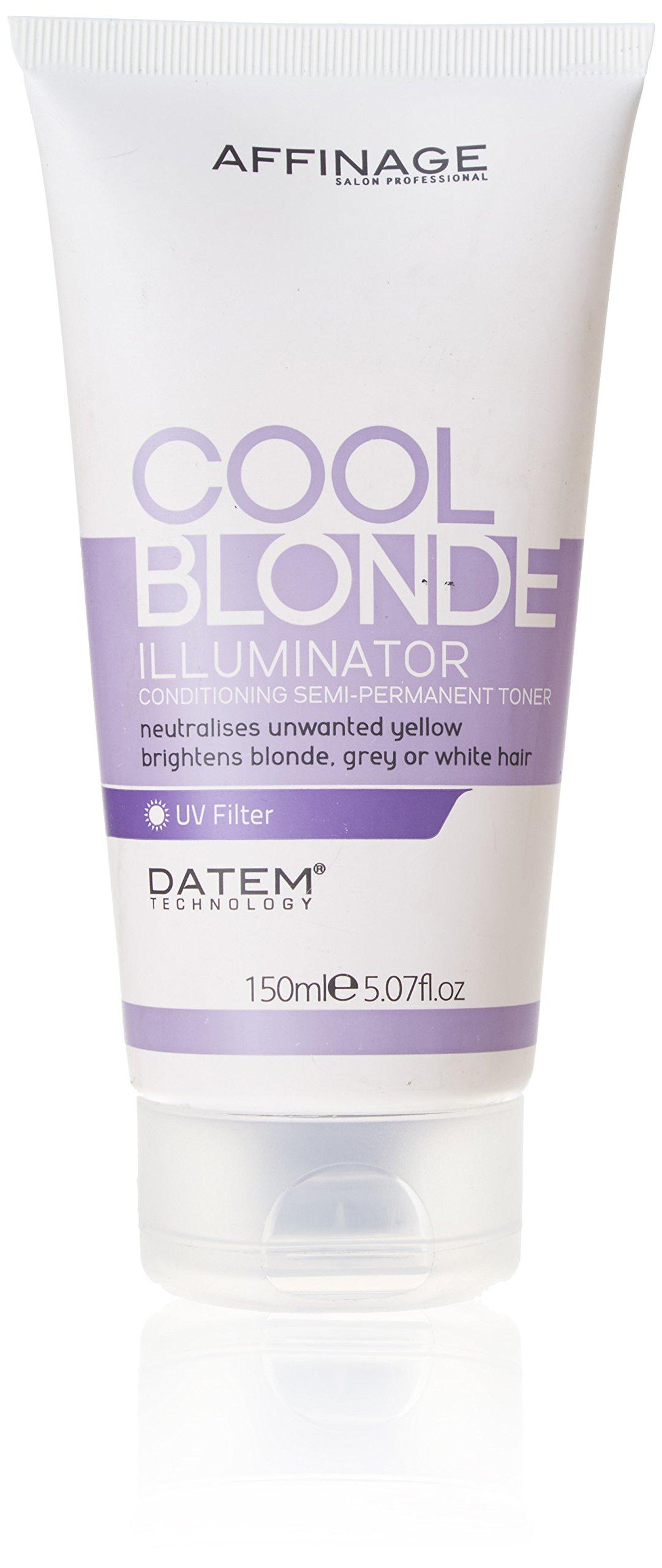 Amazon.com : Affinage Cool Blonde Shampoo - 8.5 oz : Hair